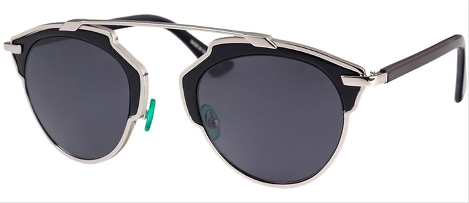 3025afeabfd Dior So Real Sunglasses Black