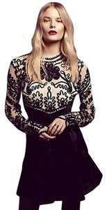 Free People Embellished Beaded Dress