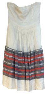 Floreat short dress White Multi on Tradesy