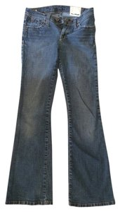 Blackjack Boot Cut Jeans-Medium Wash