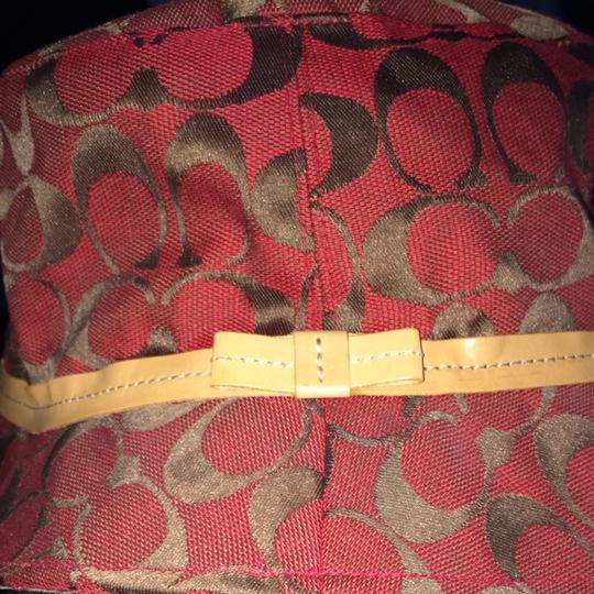 Coach Coach Monogram Bucket Hat Image 1