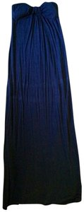 Navy Blue Maxi Dress by S&S Maxi Maxi