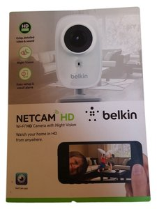 Belkin IPhone Wi-Fi HD+ Camera with Night Vision