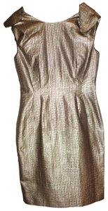Hugo Boss Evening Gown Fully Lined Sleeveless Shimmering Exquisite Dress