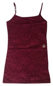 Aéropostale Top Maroon