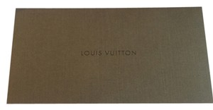 Louis Vuitton Louis Vuitton Receipt Folder