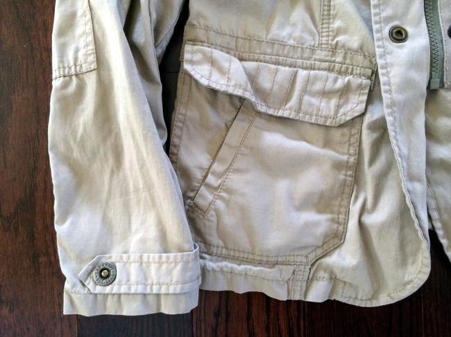 Gap Cargo Lightweight Unlined Military Jacket