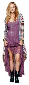 Free People Meadows Slip In Evening Sz Sm Dress