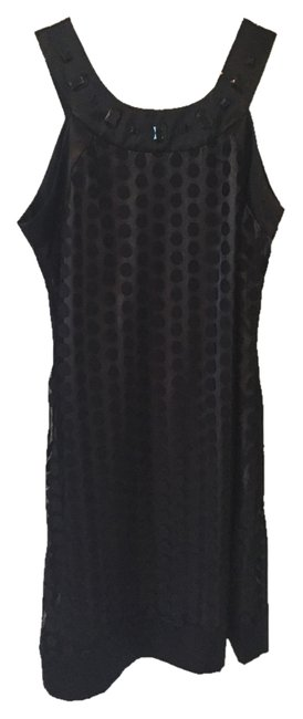 Preload https://img-static.tradesy.com/item/7415365/signature-by-robbie-bee-black-above-knee-cocktail-dress-size-6-s-0-1-650-650.jpg
