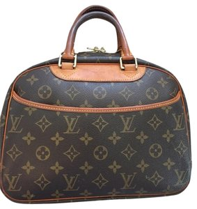 Louis Vuitton Tote in Trouville Monogram Canvas