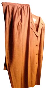 Sag Harbor tan/brown Blazer