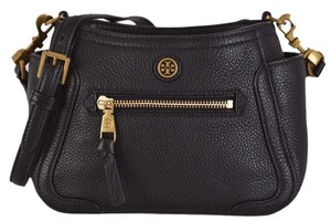 Tory Burch Crossbody Black Messenger Bag