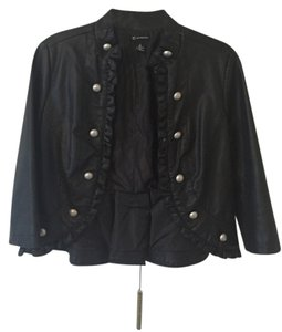 New Directions Black Blazer