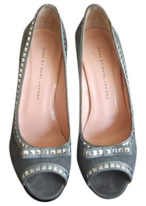 Marc by Marc Jacobs gray suade Formal