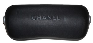 Chanel Authentic CHANEL Black Clam Shell Sunglass / Eyeglass Case
