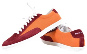 Burberry Men's Sneaker Oranges Athletic