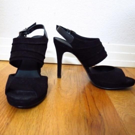 J.Crew Made In Italy Classic Black Sandals