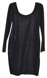 BCBGeneration Bodycon Shimmer Longsleeve Night Out Dress