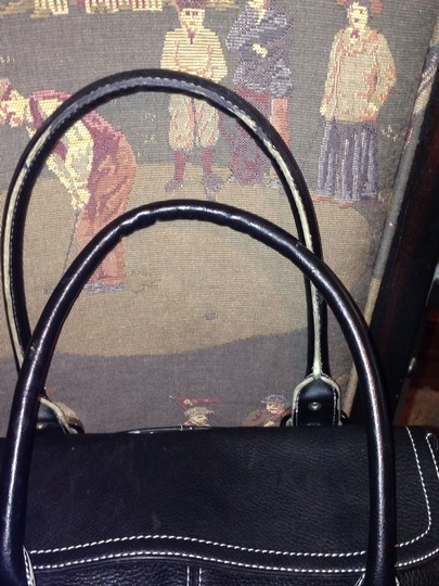 Kenneth Cole Satchel in BLACK