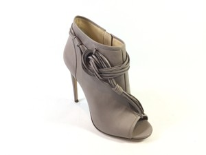 Jerome C. Rousseau Tria Boutique Trendy Bootie Grey Boots