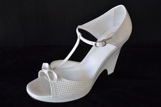 Tod's White Sandals Image 3
