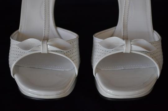 Tod's White Sandals Image 5