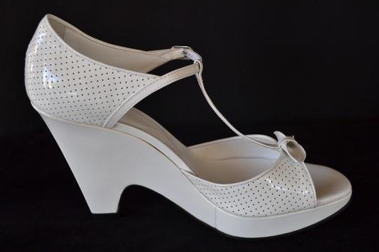 Tod's White Sandals Image 8