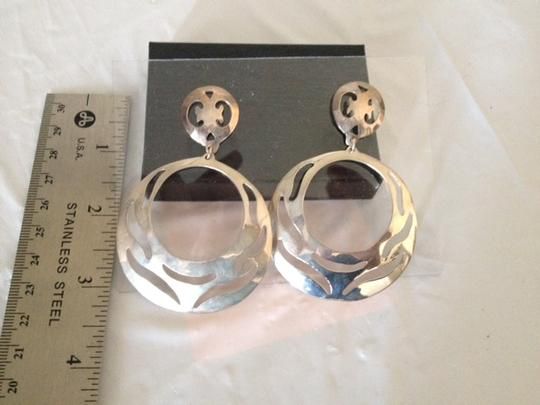 Other Sterling Silver Hoop Earrings