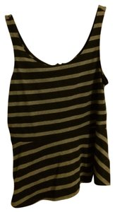 Express Top Black And Gray