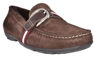 Bally Loafers Loafers Men's Loafers Brown Flats