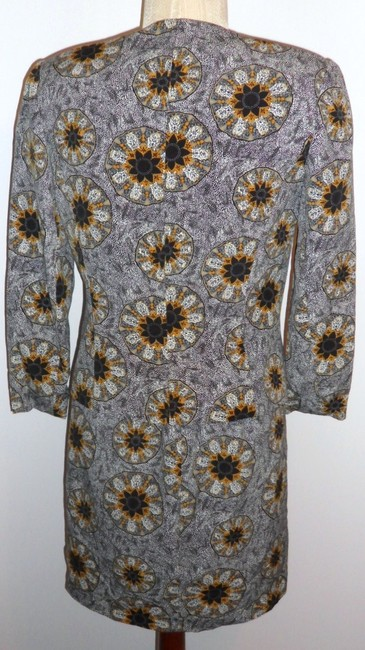 Anne Crimmins for Umi Collections Ladies Shirt Skirt Womens Set Anne Crimmins Long Sleeved Floral Patterns Sz 6