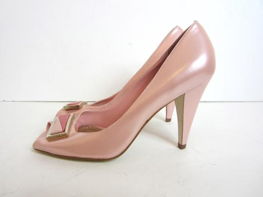 BCBGeneration Pearl Pink Pumps