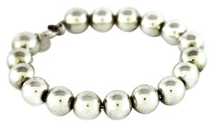 Tiffany & Co. Tiffany & Co. Bead Bracelet 10mm 925 Sterling Silver Medium 7.5