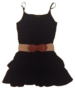 Ruby Rox short dress Black on Tradesy