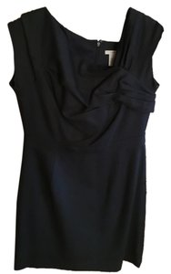 J.Crew short dress light black on Tradesy