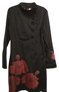 Desigual Spring Trench Trench Coat