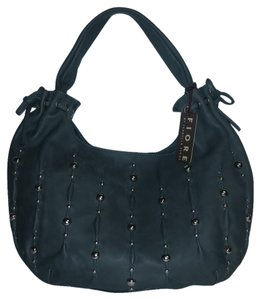 Isabella Fiore Buttery Soft Leather Hobo Bag