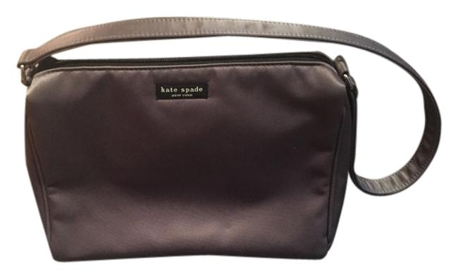 Item - Clare Silver Satin Shoulder Bag