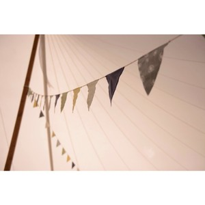 250' Handmade Cloth Bunting