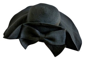 David & Young Sun Hat with bow back