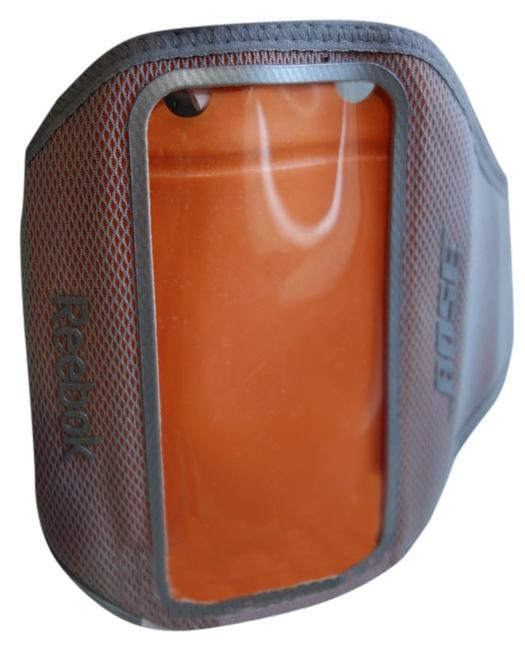Item - Orange & Grey Bose Phone Holder For Workout Tech Accessory