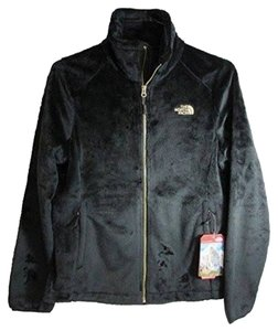 The North Face Black and gold Jacket