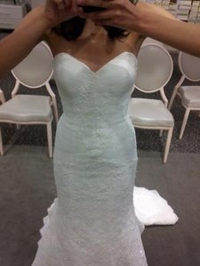 Oleg Cassini 7crl277 Wedding Dress