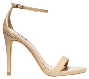 Steve Madden Stecy Stacy Sexy Nude Sandals