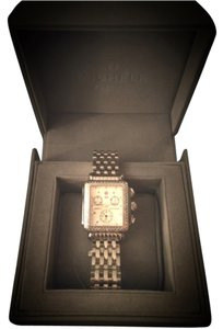Michele. REDUCED Diamond Art Deco Watch