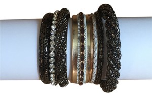 Other Set of 7 various bracelets
