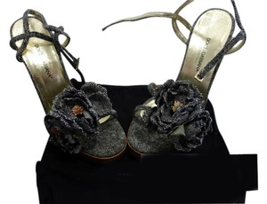 Dolce&Gabbana Dolce And Gabbana Grey Sandals