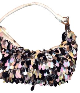 BEADED DESIGNER INSPIRED Shoulder Bag