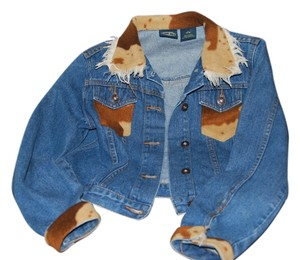 Denim blue/ Womens Jean Jacket