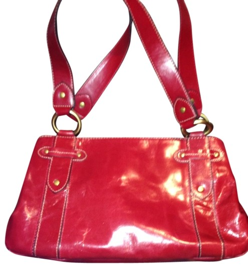 Preload https://img-static.tradesy.com/item/743008/worthington-purse-bagleather-maroon-satchel-0-0-540-540.jpg